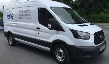 Ford Transit Van LWB full
