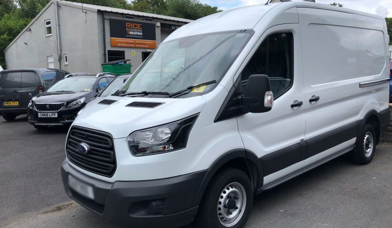 Ford Transit Van MWB full