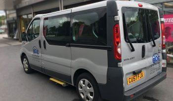 Minibus full