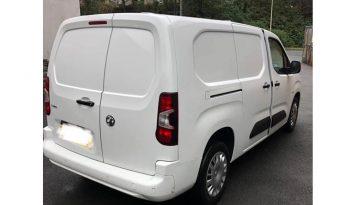 Vauxhall Combo Van full